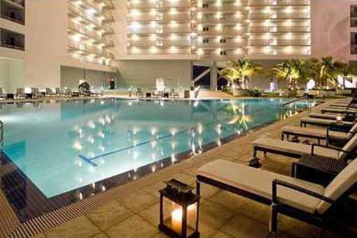 Apartamento impresionante en el edificio de Miami Blue