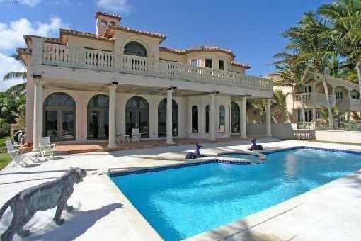 Villa en Golden Beach