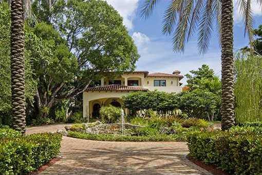 Villa en Coconut Grove