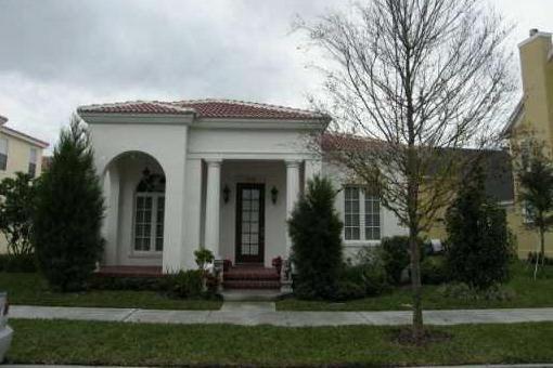 Bonita casa con jardín en Orlando