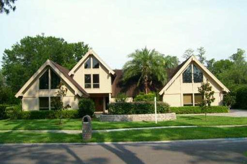 Una casa muy especial en Tampa