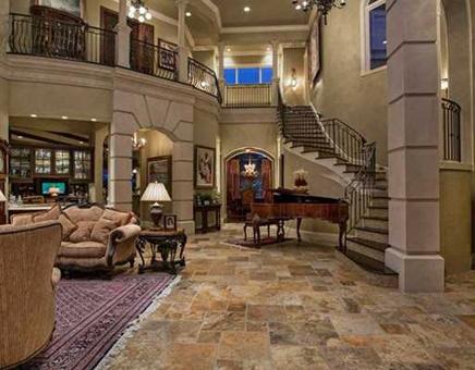 Bradenton casa familiar de dos pisos en florida estados unidos - Escaleras de casas de lujo ...