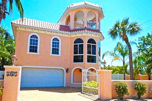 Casa en Holmes beach